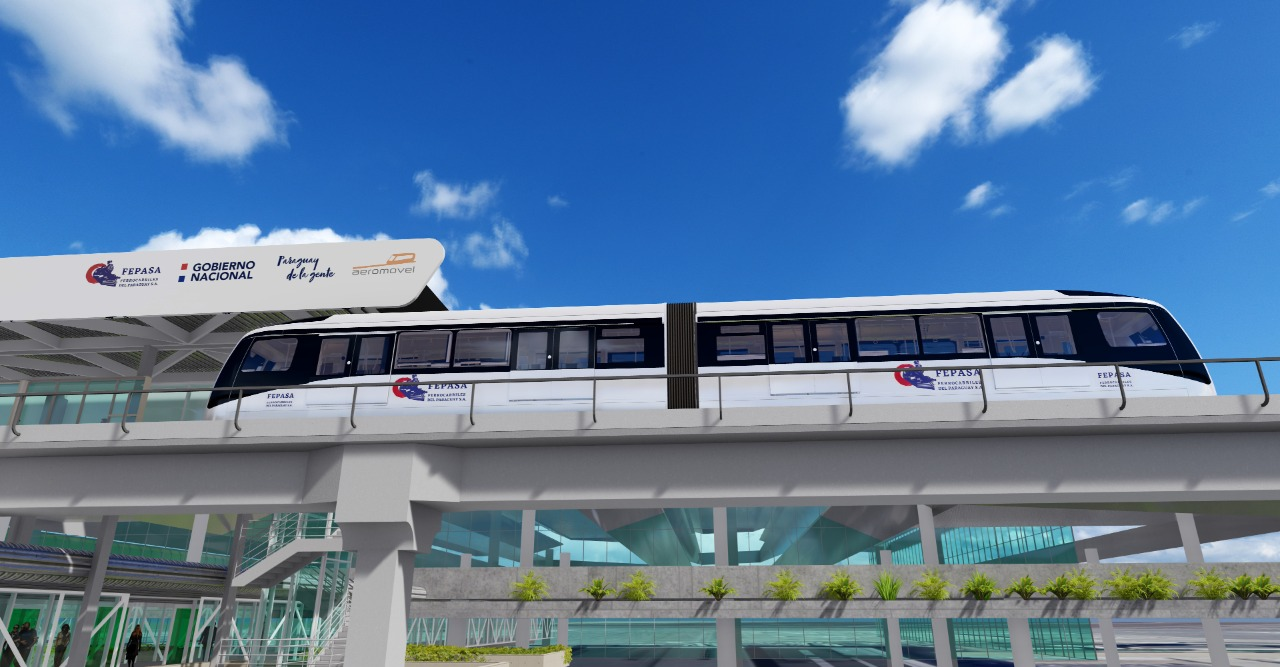 Korean firms propose US$1.3bn rail PPP for Paraguay