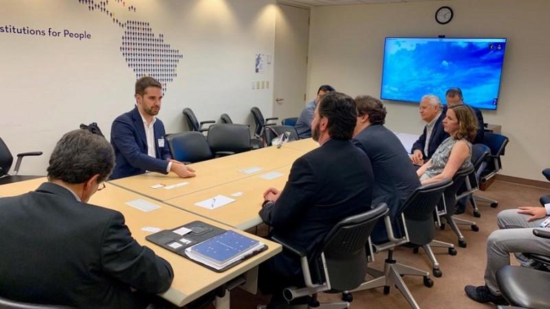 Rio Grande do Sul in financing talks with IDB