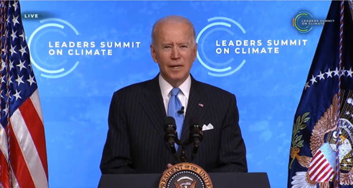 President Biden Launches USTDA's Global Partnership for Climate-Smart Infrastructure