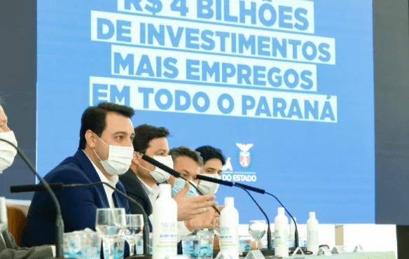 Paraná presenta plan de inversión en infraestructura de US$760mn