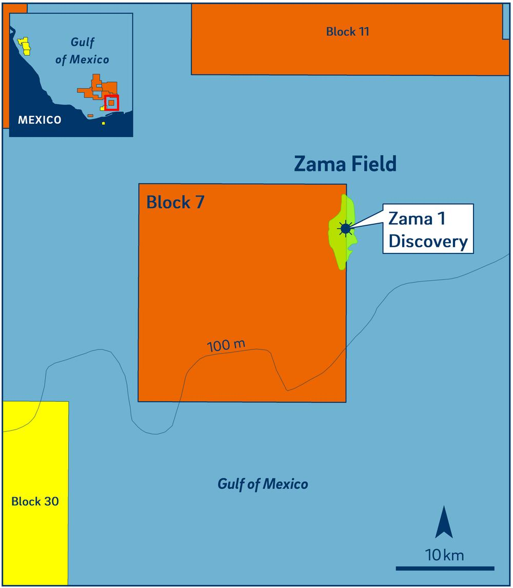 Talos' guidance unwavering on Mexico's contested Zama project
