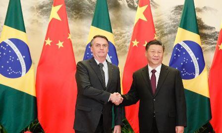 Brasil se convierte en destino clave para inversiones chinas