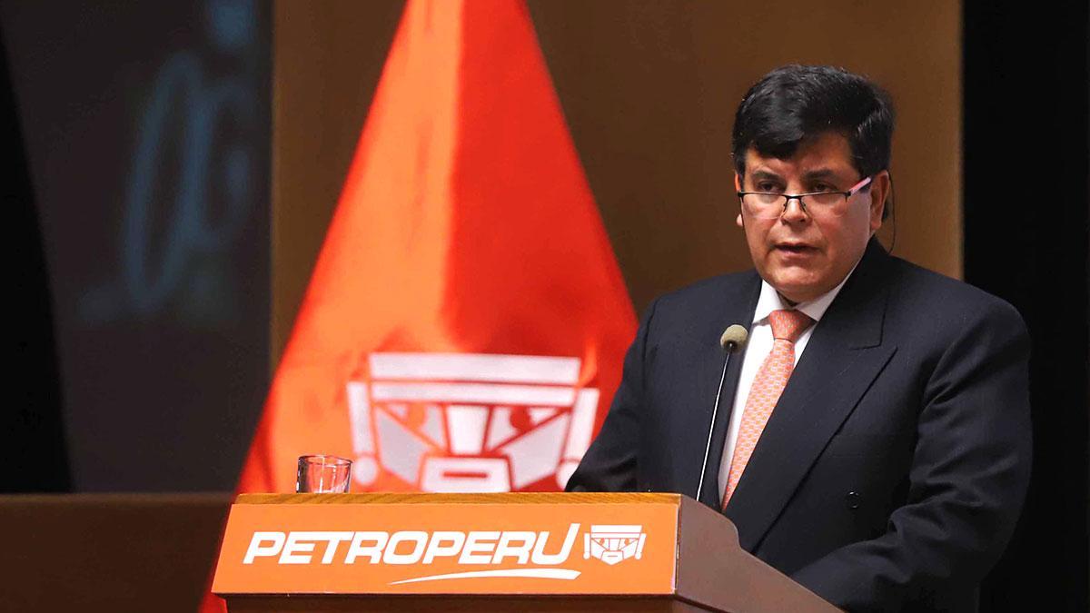 Petroperú statement on Talara project