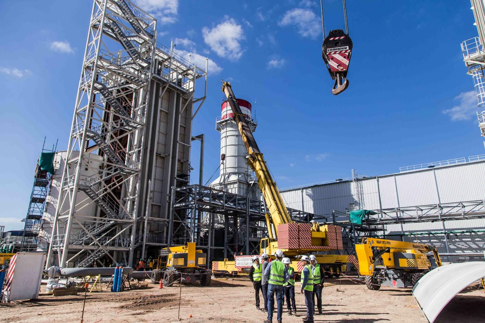 Turbina a gas de 180MW de Pampa Energía inicia operaciones comerciales
