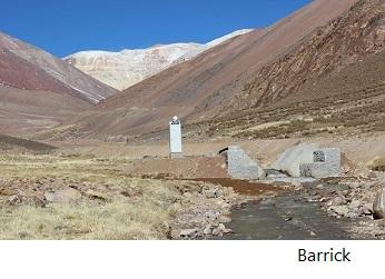 Tribunal chileno aprueba conciliación de Pascua-Lama