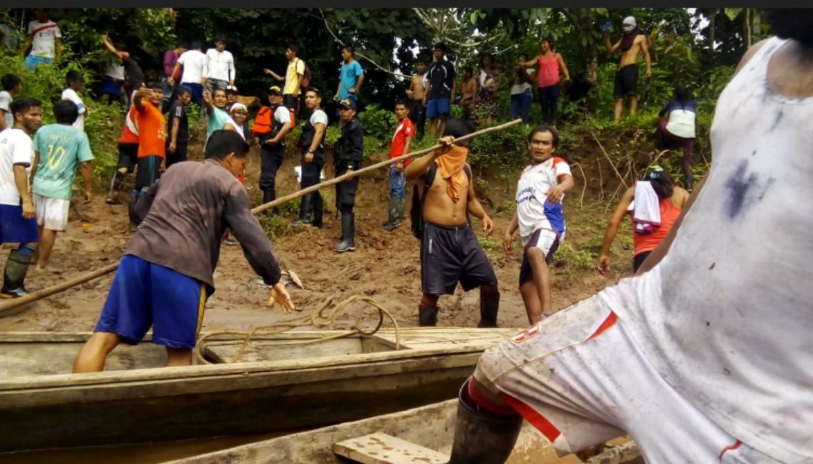 Petroperú retira a sus trabajadores de zona afectada por atentado al oleoducto