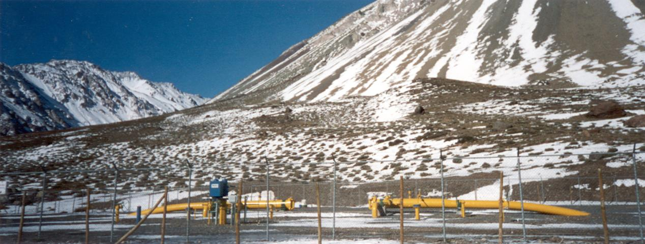 Argentina, Chile complete 'historic' gas swap