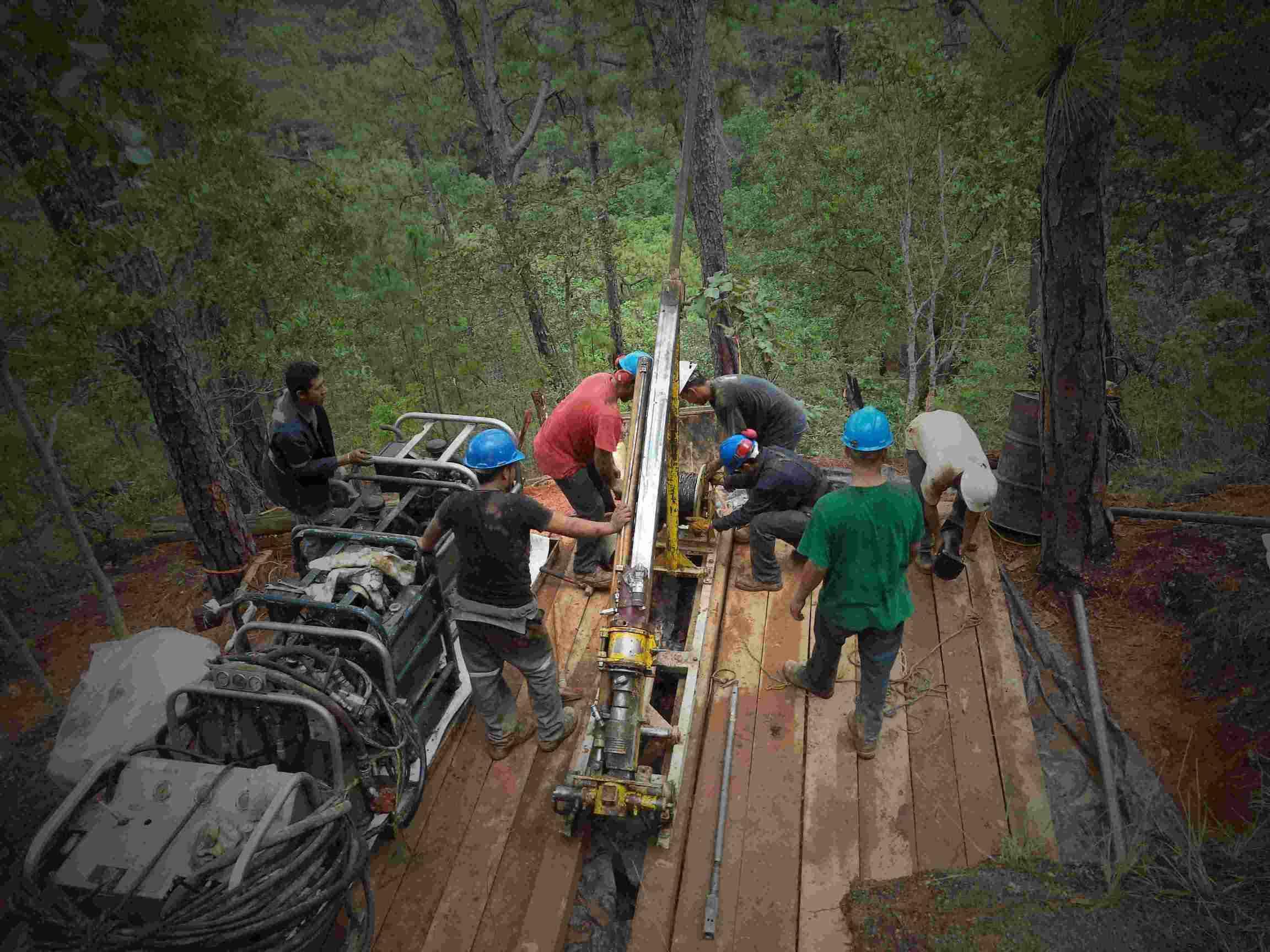 Estudios mineros en México señalan camino hacia la producción