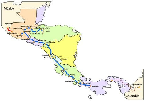 Energía renovable obtiene permisos de red centroamericana