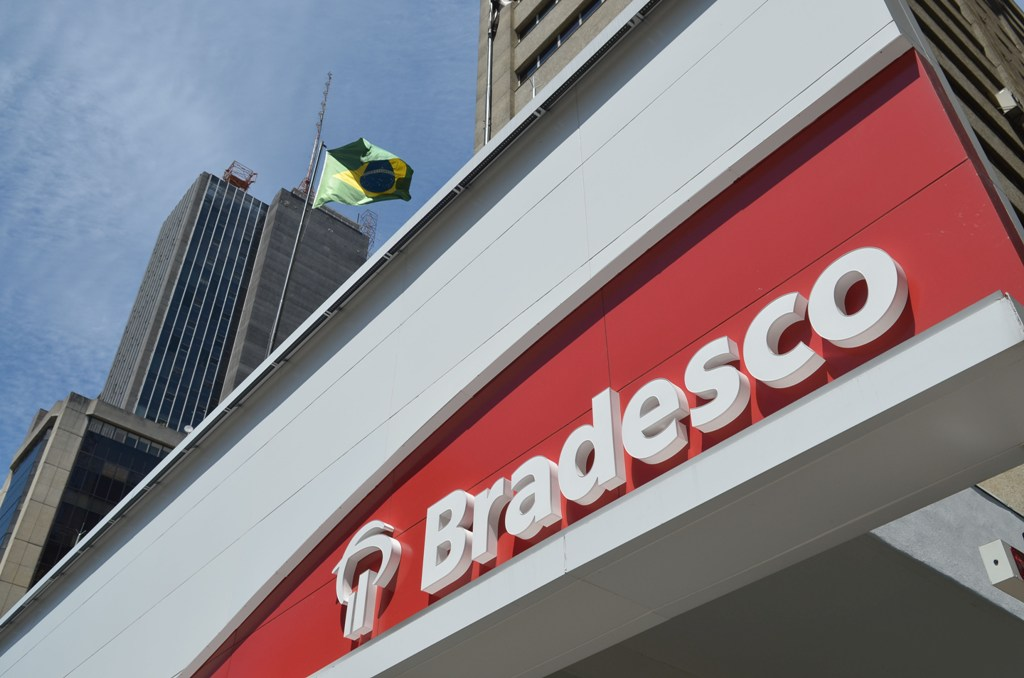 Bradesco's earnings rise in double digits