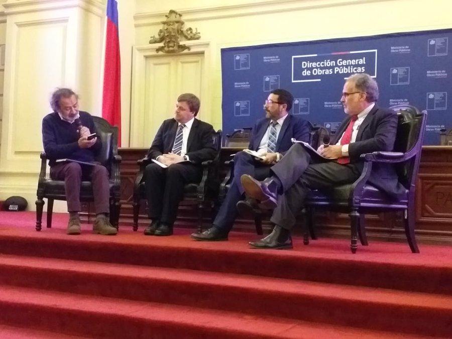 ¿Están las concesiones chilenas preparadas para el cambio climático?
