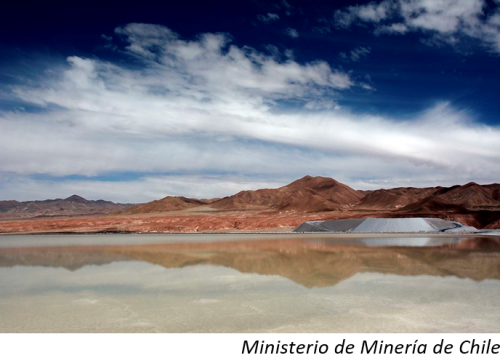 Russian, Chinese, French firms interested in Chile's lithium auction