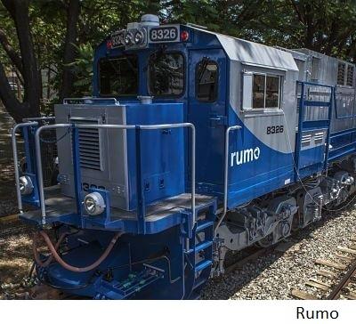 Brasileña Rumo vende acciones para financiar proyectos ferroviarios