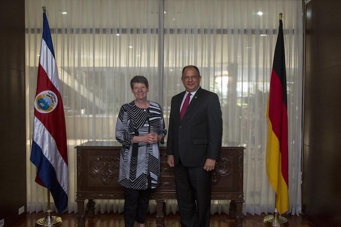 Costa Rica recibirá fondos de Alemania para mitigar cambio climático