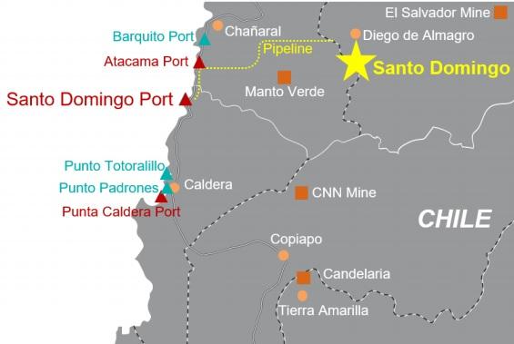 Radiografía a plan de Capstone para producir cobalto de grado batería en Chile