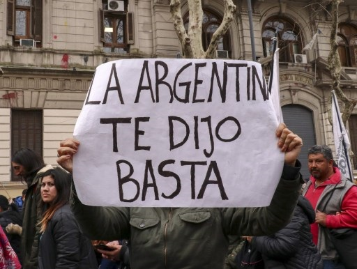 PODCAST: Déjà vu en Argentina