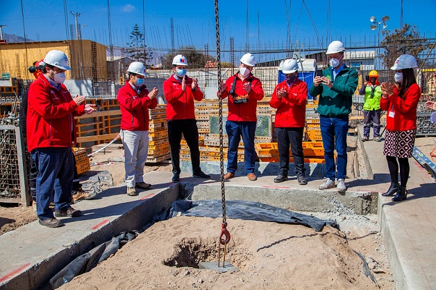 Chile begins construction of new detention center in Antofagasta