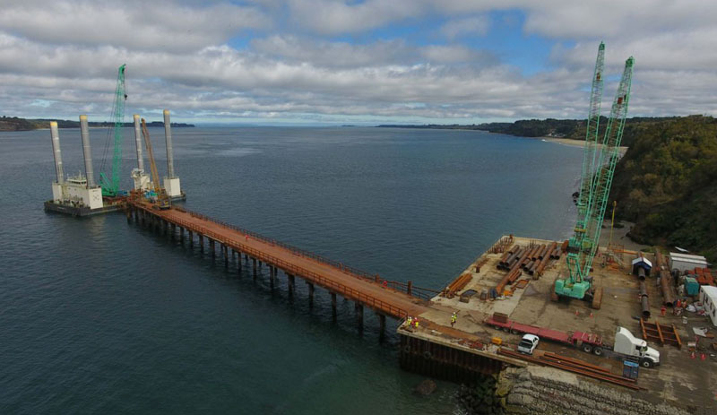 Spotlight: The technical challenges of Chile's Chacao bridge