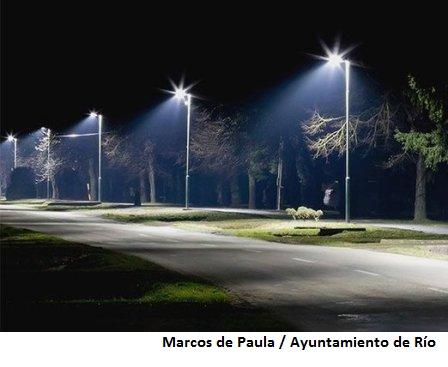 Radiografía a proyecto de iluminación inteligente de Río de Janeiro