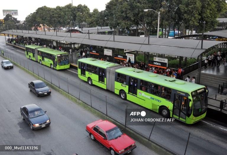 ¿Podrían los autobuses eléctricos cambiar el transporte público de Guatemala?