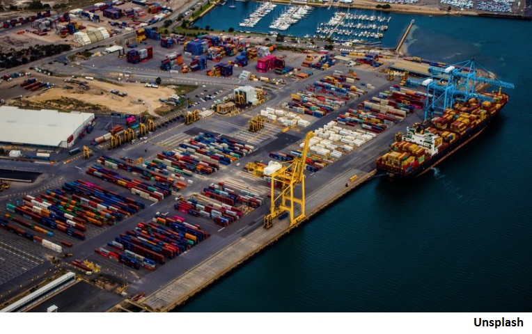 El Dorado multimodal port works are underway