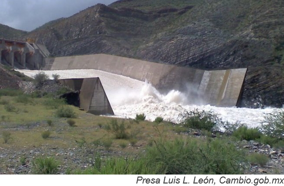 Mexico extracting water to fulfill commitment to US