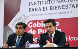 What does Mexico's IMSS Puebla hospital plan entail?