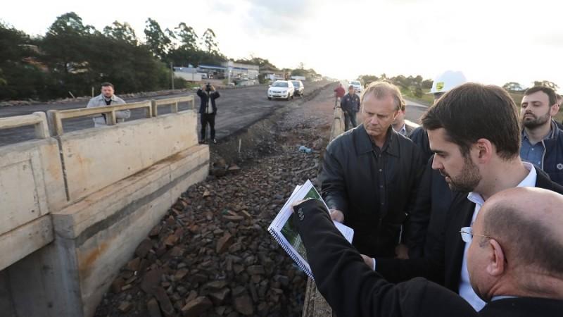 Rio Grande do Sul to finish widening Porto Alegre highway