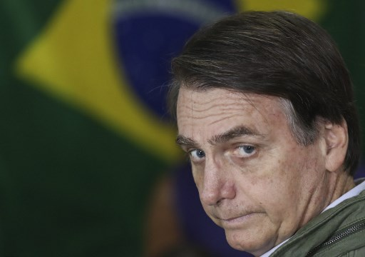 Brazil's Bolsonaro renews push to allow mining on indigenous lands