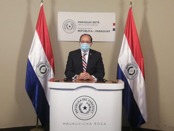 """Revisión del Anexo """"C"""" es una de las prioridades del designado director general interino de Itaipú para Paraguay"""