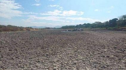 Honduras evalúa decretar emergencia en cuenca de río Choluteca