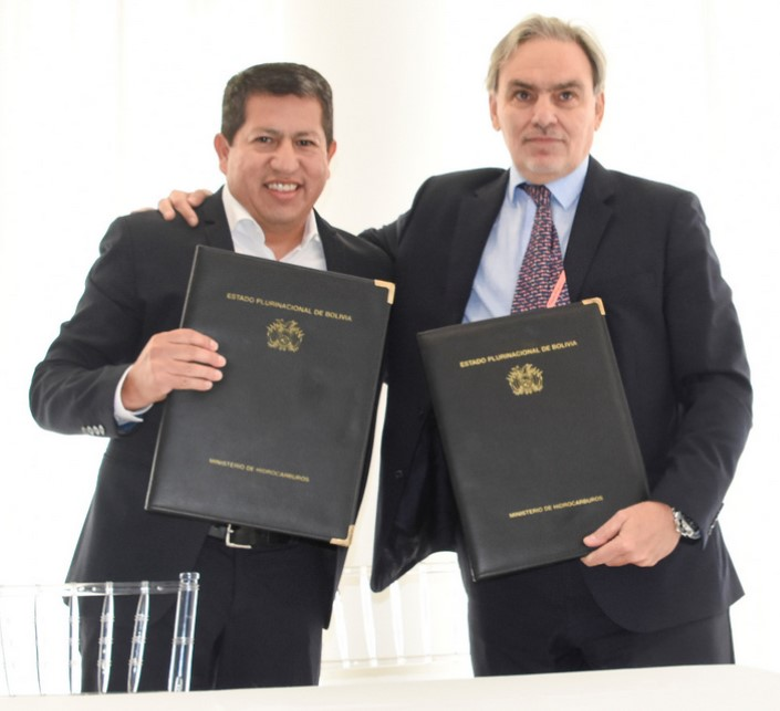Bolivia achieves better gas price in the gas export contract to Argentina