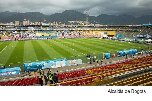 Instan a Colombia a renovar estadio capitalino por US$280mn