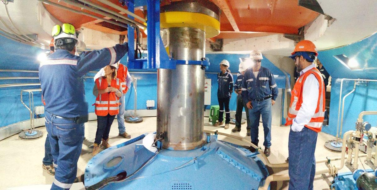 Bolivia precalifica empresas para proyectos hidroeléctricos de etapa temprana