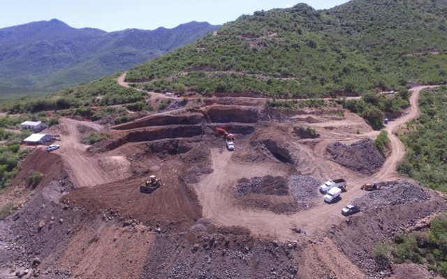 Azure Minerals to sell Mexico projects