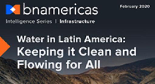 NUEVO REPORTE - Agua en Latinoamérica: claves para sortear el déficit