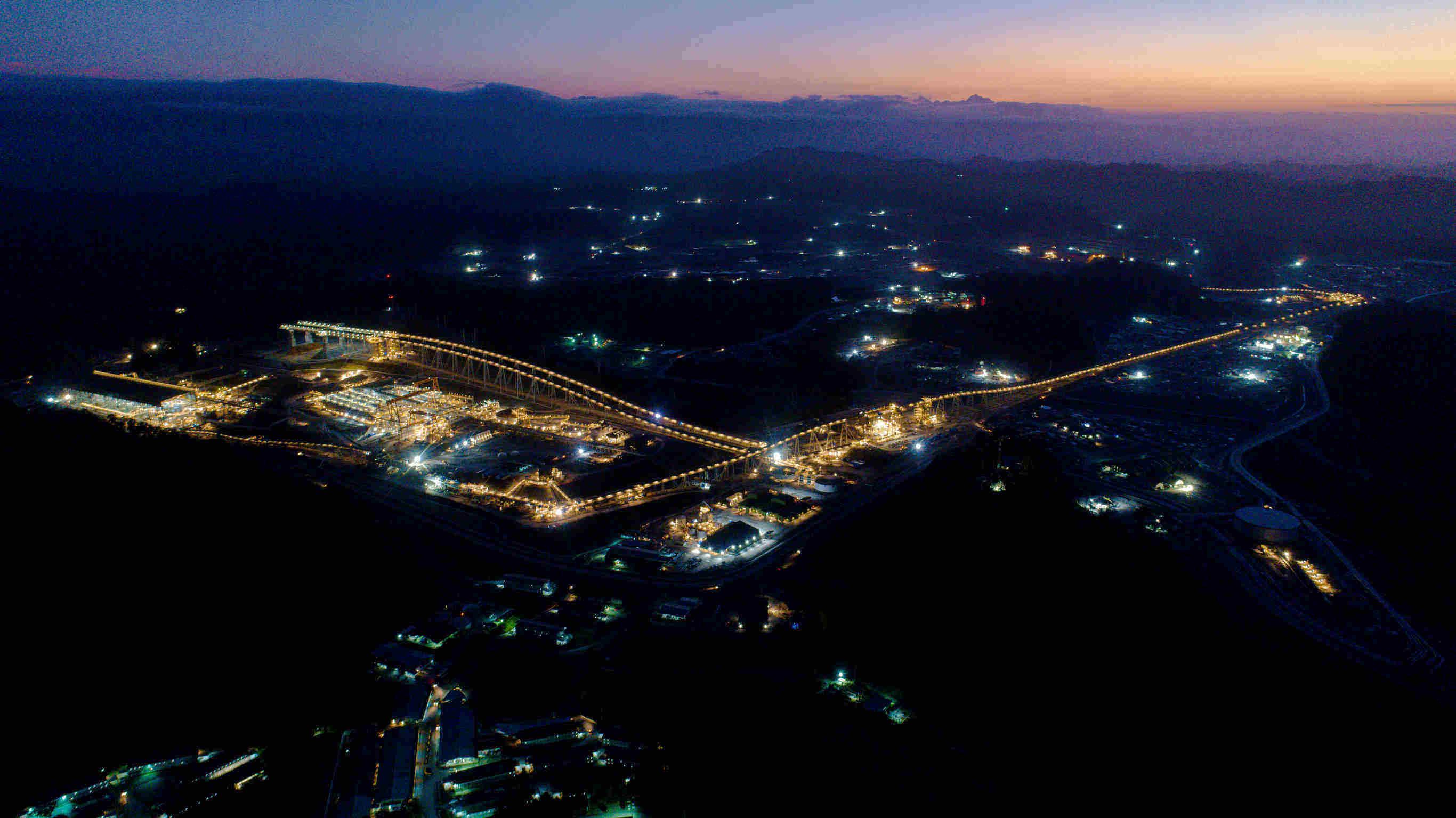 Panama trade group backs government mining push