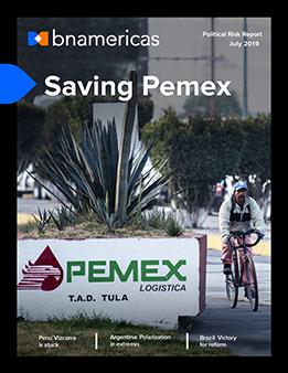 Poltical Risk Report: Saving Pemex