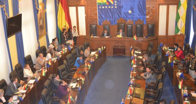 Brief: Bolivian senate approves digital citizenship bill
