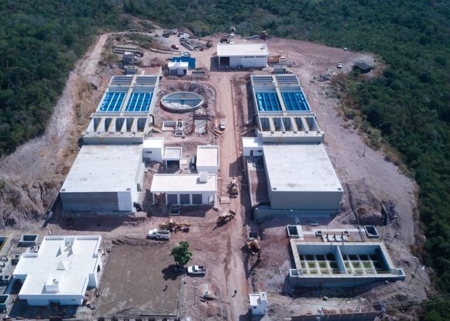 México divulga información de tres proyectos hídricos en costa oeste
