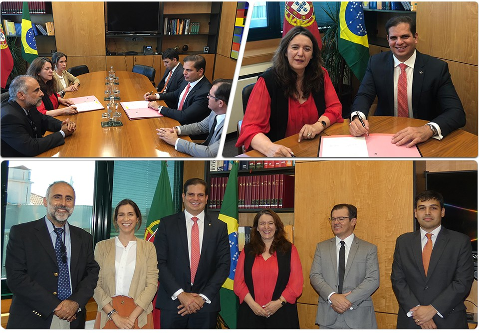 Brazil and Portugal to cooperate on electricity issues