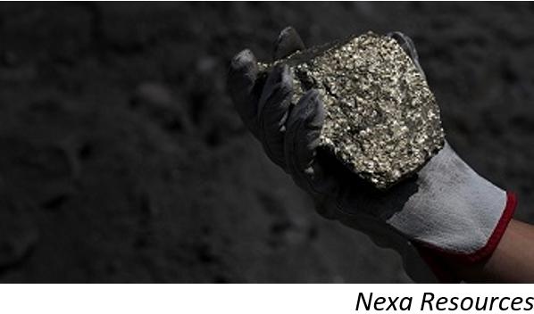 Brasileña Nexa reduce estimación del zinc para 2021