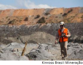 Siguen contrataciones de Kinross en Brasil