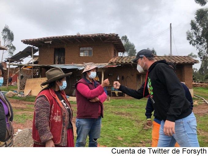 Candidato presidencial de Perú confía en Justicia tras exclusión electoral