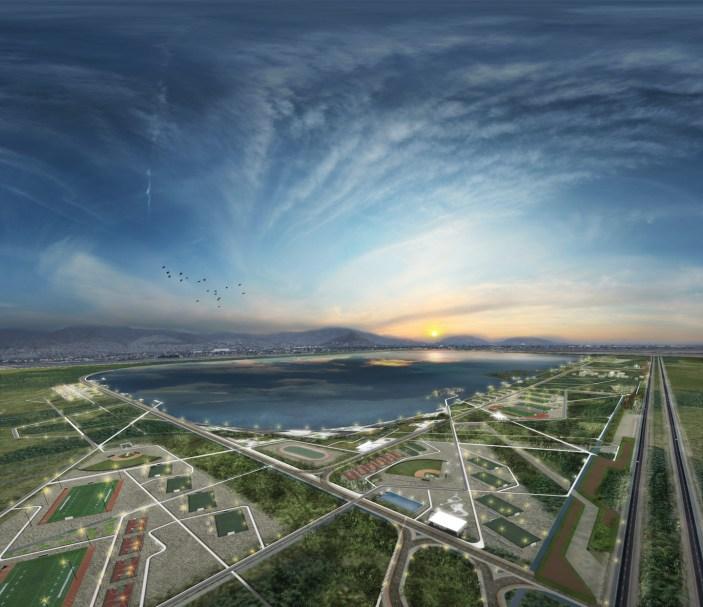 Avanza proyecto de megaparque ecológico en México
