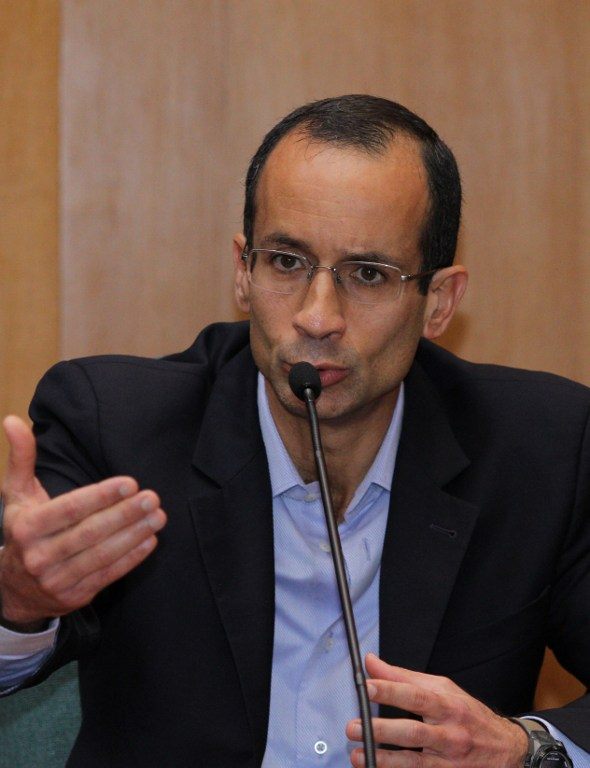Former Odebrecht CEO gives statement in Mexico bribery case