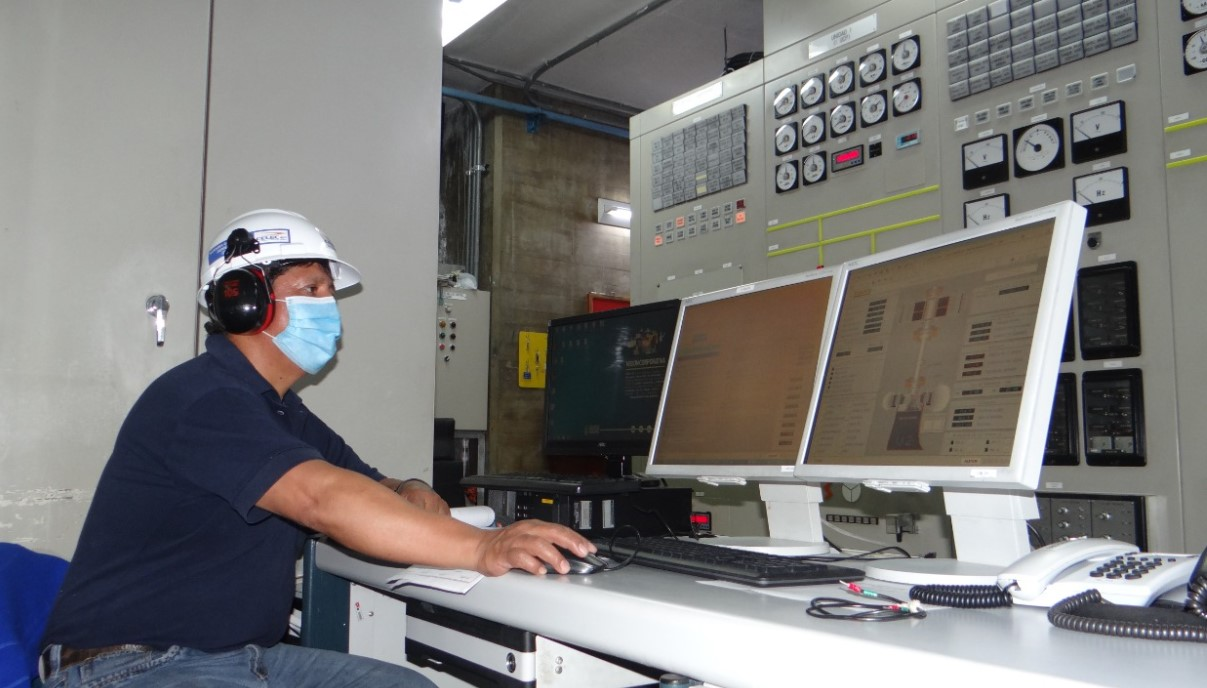 The modernization process of the Agoyán and San Francisco hydroelectric plants in Ecuador begins
