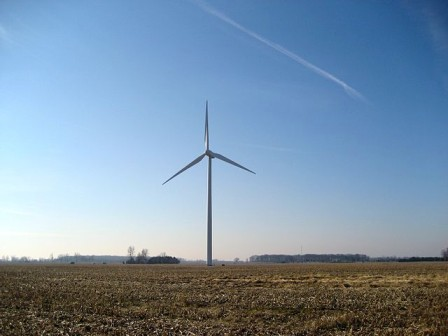 Chesf Bahía state wind turbines start operation