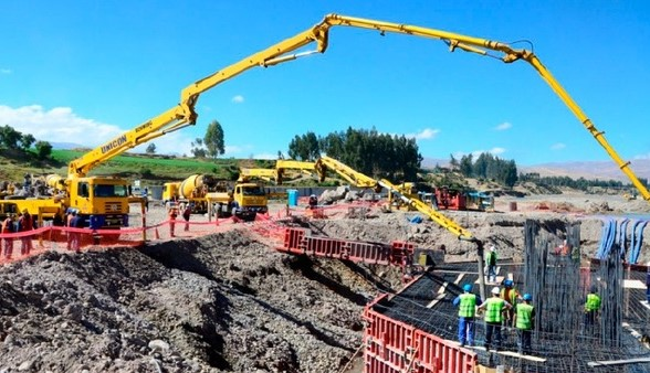 Perú busca reactivar obras públicas paralizadas por US$5.036mn