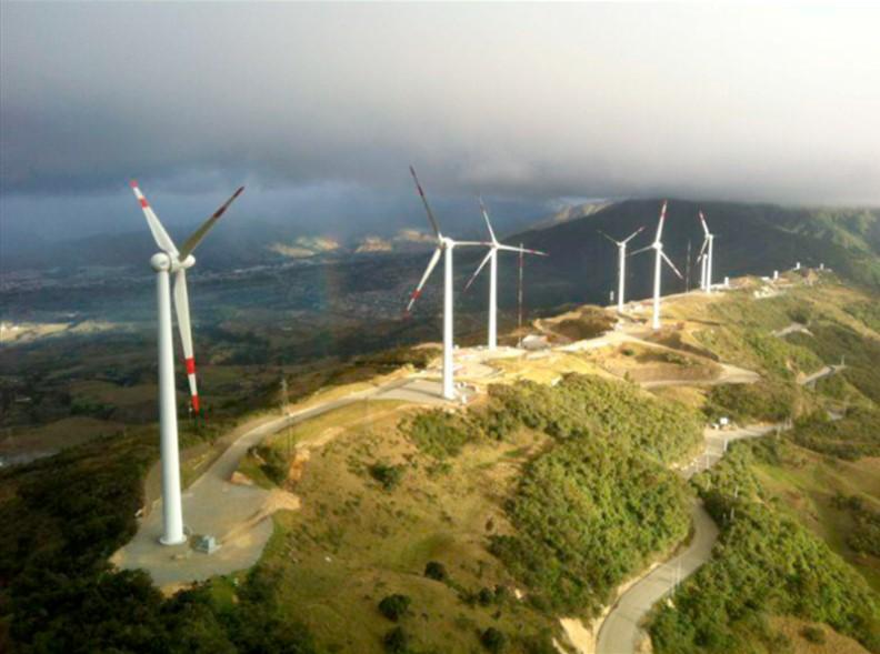 Ecuador avanza con proyecto eólico en etapa inicial